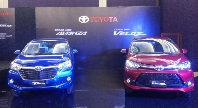 Toyota all new Avanza (foto: Okezone)