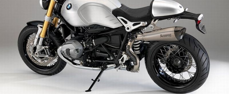 BMW R Nine T (foto: Autoevolution)