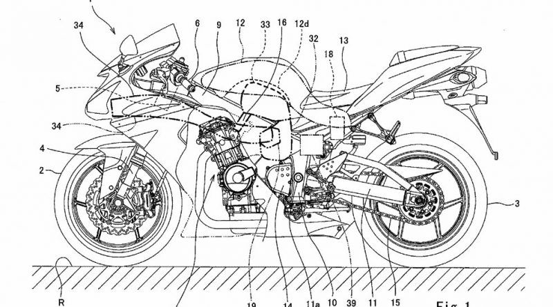 Kawasaki R2 supercharged (foto: Shifting Gear)