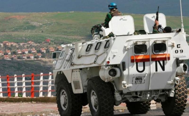 Pasukan penjaga perdamaian PBB asal Indonesia dalam misi perbatasan Libanon. (Foto: Reuters)