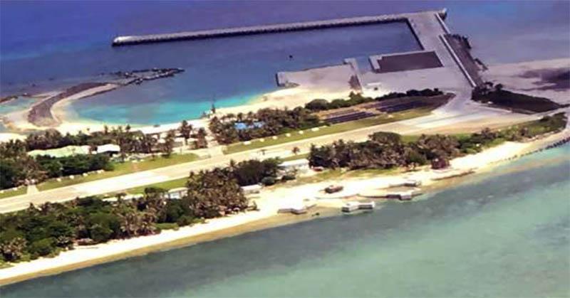 Taiwan Minta Google Samarkan Gambar Laut China Selatan