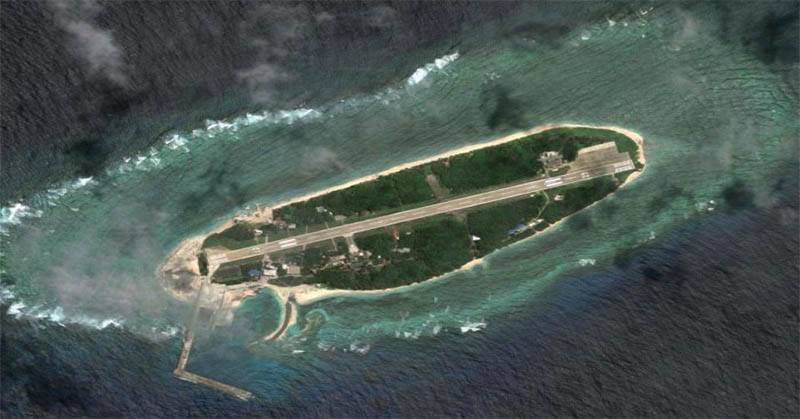 Alasan Taiwan Minta Google Samarkan Gambar Laut China Selatan