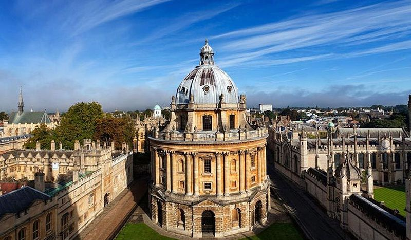 University of Oxford (Foto: Alamy)