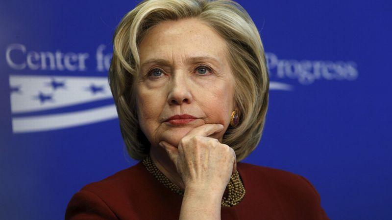 Sosok Hillary Clinton yang menjadi calon presiden perempuan pertama di AS yang didukung sepenuhnya oleh partai besar (Foto: Reuters)