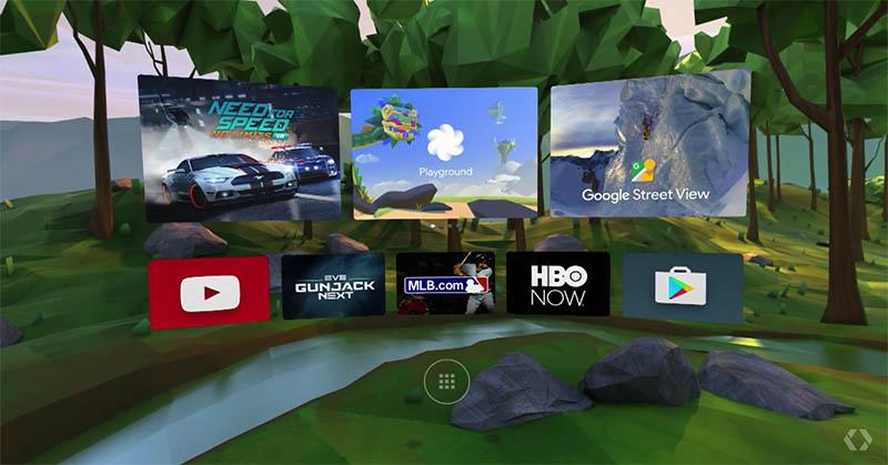 Genjot VR, Google Rilis Platform Daydream Virtual Reality SDK