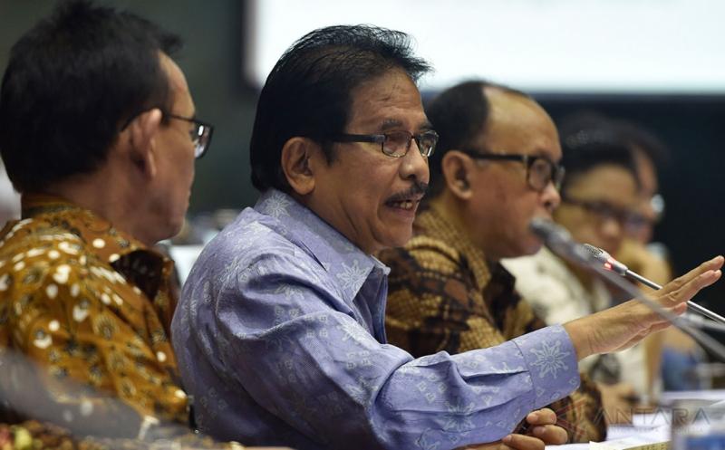 Menteri ATR/Kepala BPN, Sofyan Djalil (Foto: Dok. Okezone)