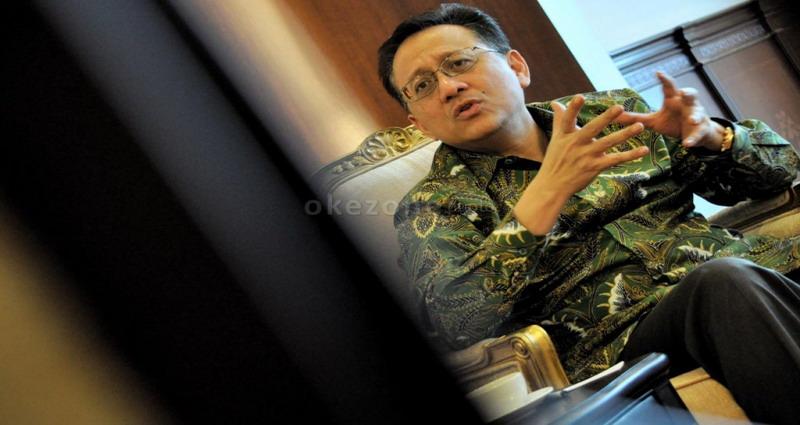 Mantan Ketua DPD RI, Irman Gusman (Foto: Dok. Okezone)