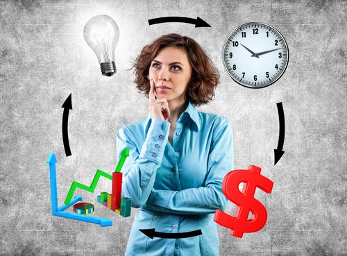 Ada trik khusus mengatur gaji (Foto: Google)