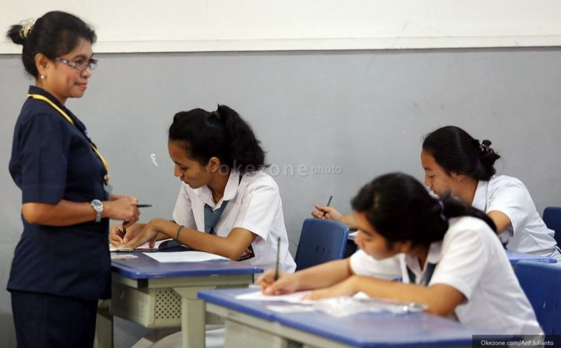 Hadapi MEA, Pendidikan Butuh Guru Profesional : Okezone News