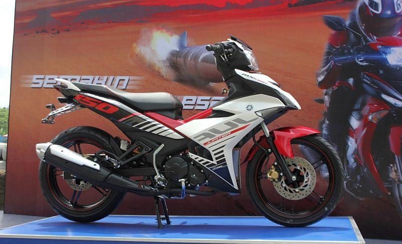 Yamaha MX King Lebih Laku dari Honda Supra GTR 150