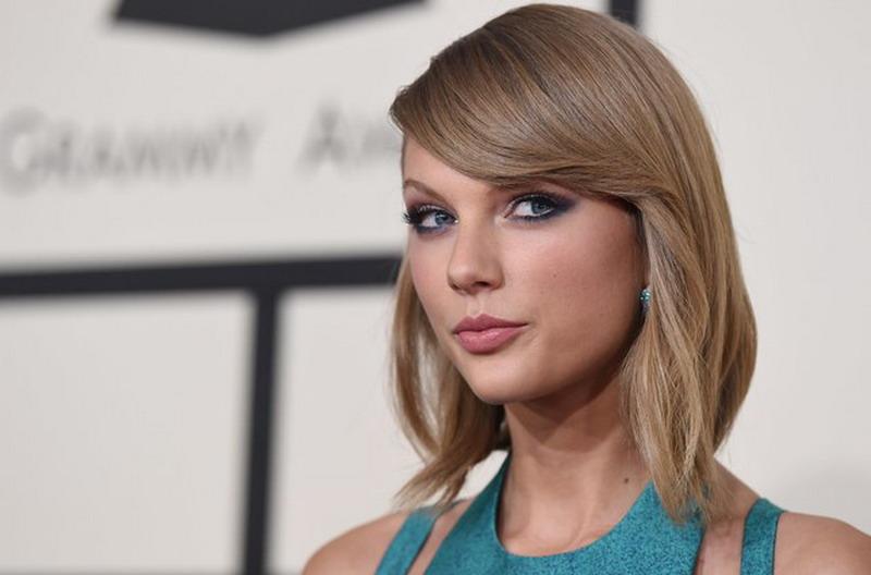 Foto Taylor Swift Pamer Potongan Rambut Terbaru Okezone Lifestyle