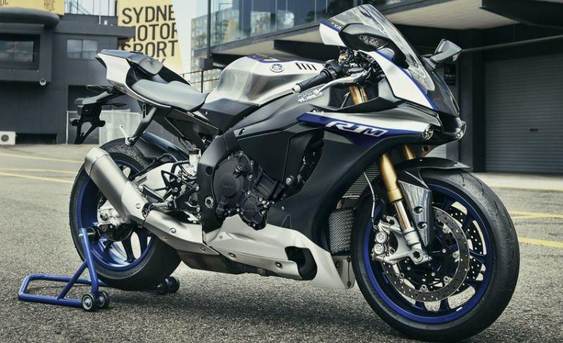 Yamaha Siapkan YZF-R1M Terbaru untuk Hadang Kawasaki H2R