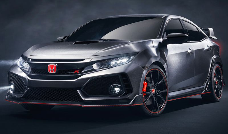 Honda Civic Rs >> Tenaga Honda Civic Type R Mendekati Ford Focus Rs Okezone