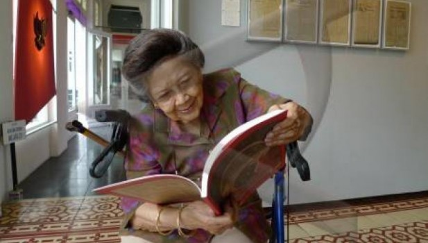 Herawati Diah Akan Dimakamkan di TMP Kalibata