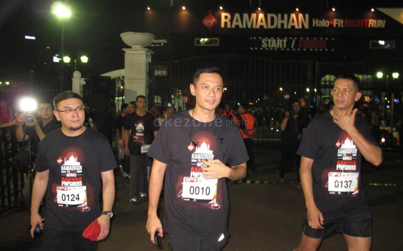 Agus Harimurti Yudhoyono (Foto: Dok. Okezone)