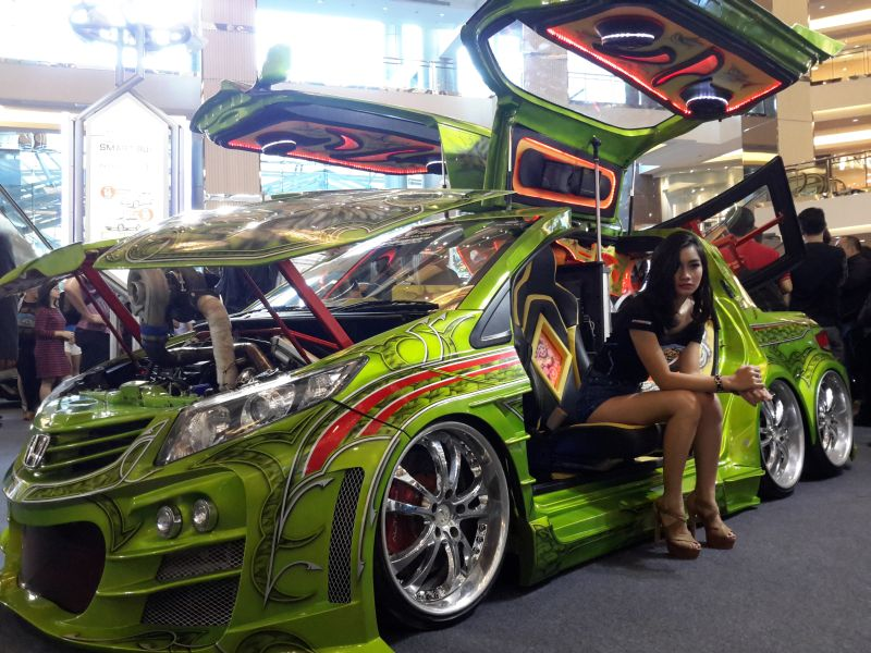 54 Modif Jok Mobil Honda Brio, Konsep Terbaru!