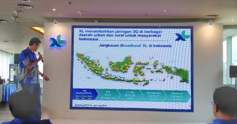 Populasi 2G dan 3G di Luar Jawa Masih Besar