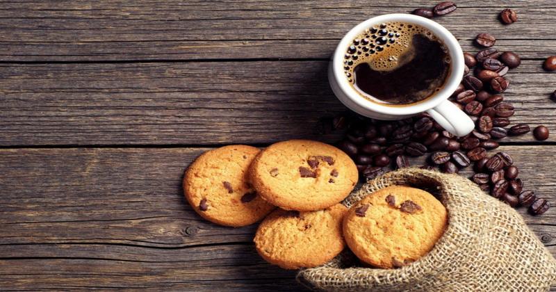 Hasil gambar untuk kopi dengan cookies