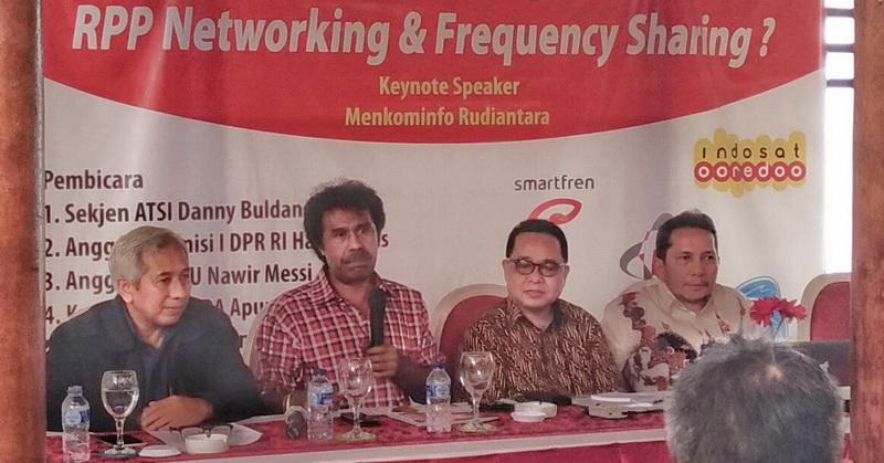 Network Sharing Cocok Digelar untuk Luar Jawa