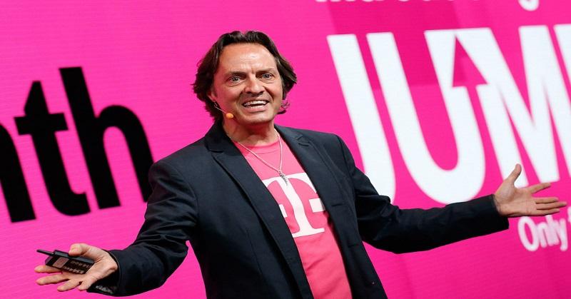 CEO T-Mobile Tawarkan Perjalanan Gratis ke Mars