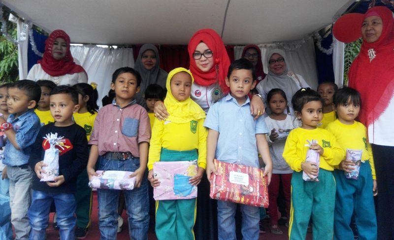 2 Tahun Perindo Kartini Perindo Aceh Gelar Lomba Hias Kue