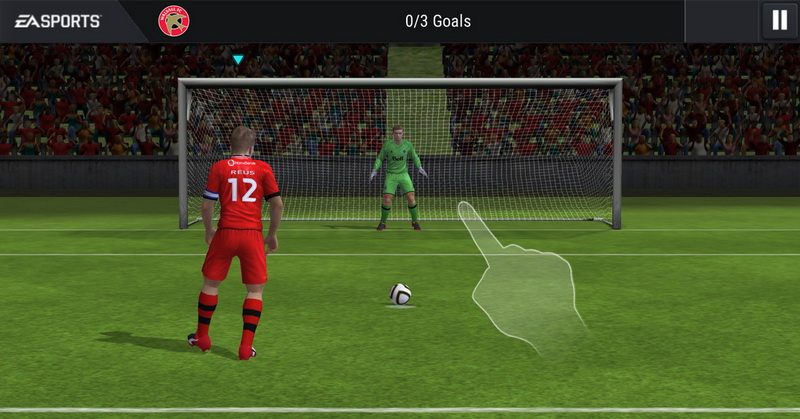 Saingi PES 2017, Game FIFA 17 Rilis di Windows 10 Mobile