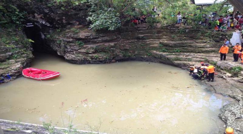 Pemandu Wisata Hilang Di Gua Pindul Okezone News