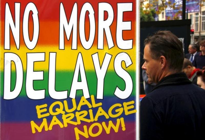 Parlemen Australia Tolak Referendum Pernikahan Sejenis : Okezone News Okezone News800 × 547Search by image