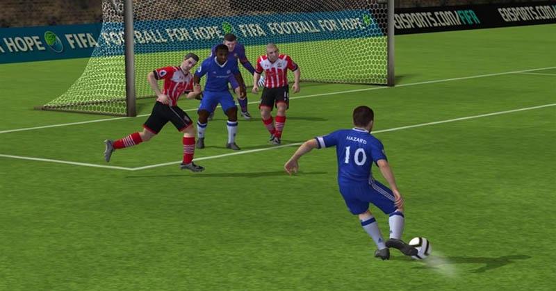 'FIFA 17 Mobile' Mungkinkan Pemain Pilih 650 Tim
