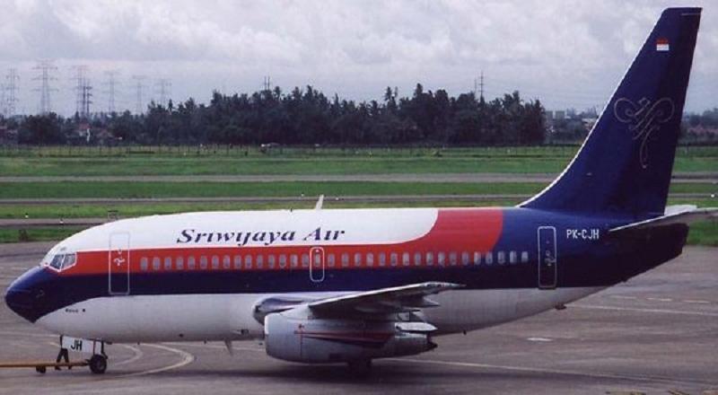 Ini Bagian Pesawat Sriwijaya yang Rusak Pasca-Senggolan di Bandara Soetta