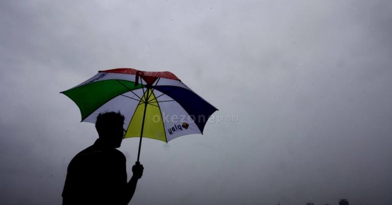 Jakarta Tiap Sore Diguyur Hujan, Ini Sebabnya