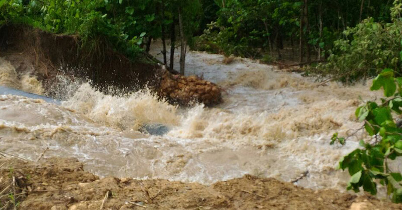 Indonesia Butuh Sistem Cerdas Peringatan Banjir
