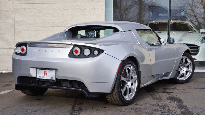 Prototipe Mobil Listrik Tesla Dijual Seharga Rp13 M Okezone Otomotif
