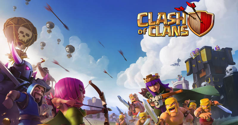 Update Clash of Clans Bawa Upgrade Masif