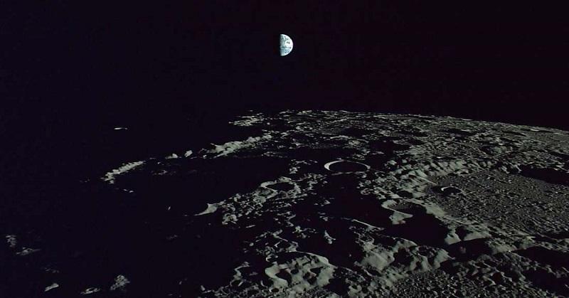 JAXA Tangkap Permukaan Bulan yang Menakjubkan