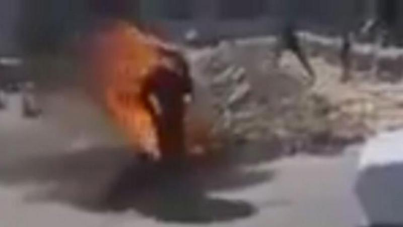 Protes pemerintah, sopir taksi di Mesir bakar diri (Foto: The New Arab)