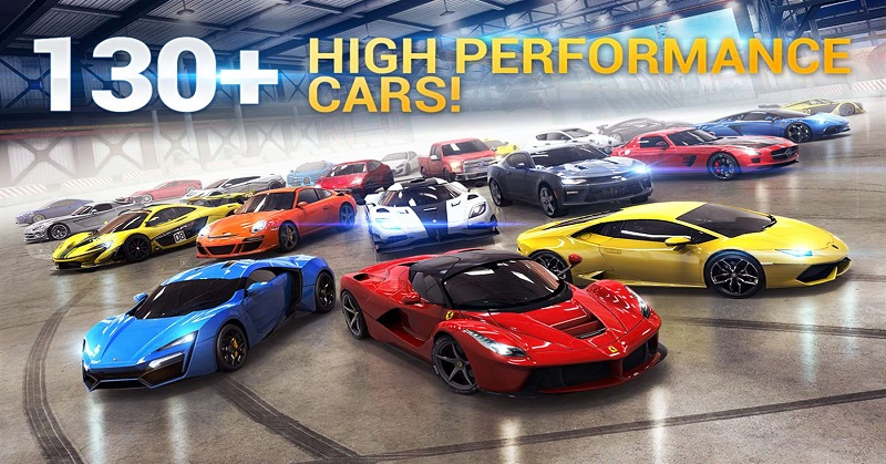 Game Asphalt 8: Airborne Terima Update