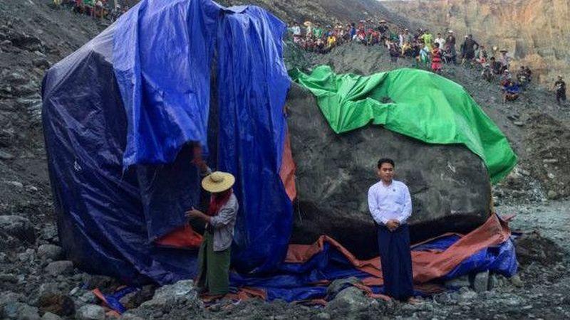 Permata Senilai Rp2,2 Trilliun Ditemukan di Myanmar