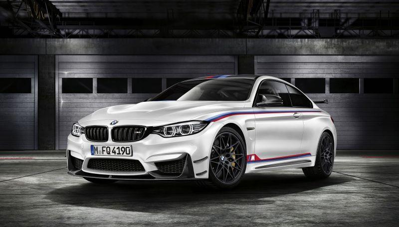 BMW M4 (Carscoops)