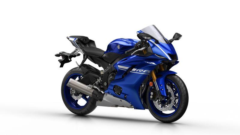 Yamaha R6 (Morebike)