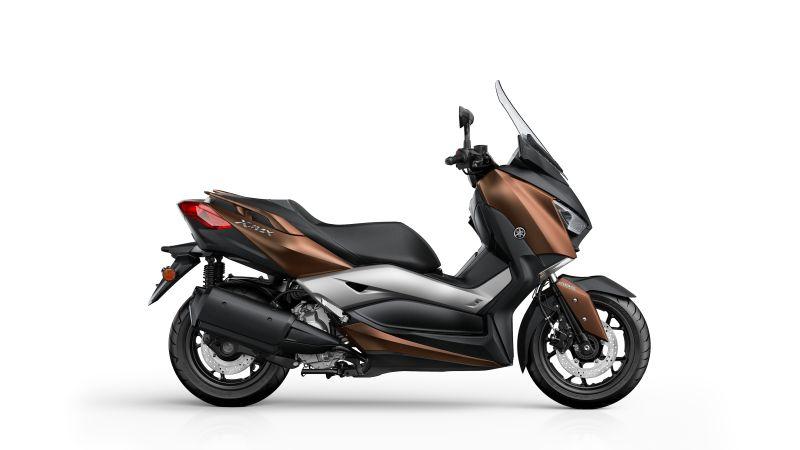 Yamaha X-Max 300 (Foto: Morebike)