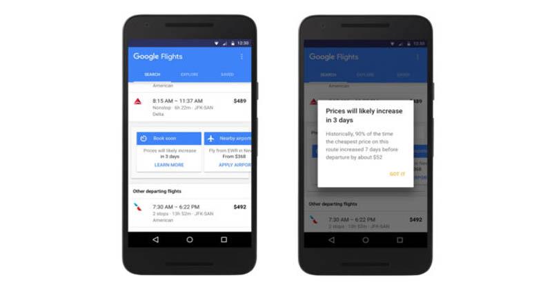 Diperbarui, Google Flight Bisa Infokan Harga Tiket