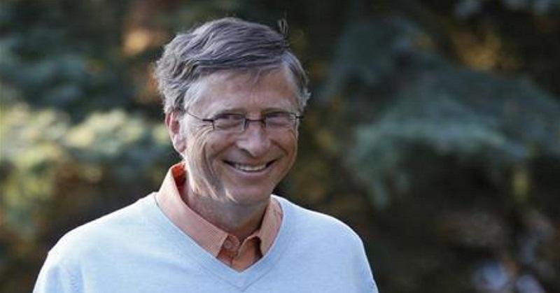 Porsche 911, Pembelian Mewah Pertama Pendiri Microsoft