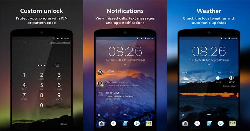 Update Lockscreen Microsoft Next Bawa Sejumlah Peningkatan