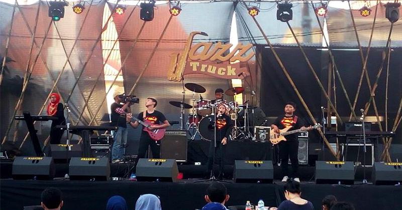 MNC Play Berperan Serta dalam 'Jazz Truck 2016'