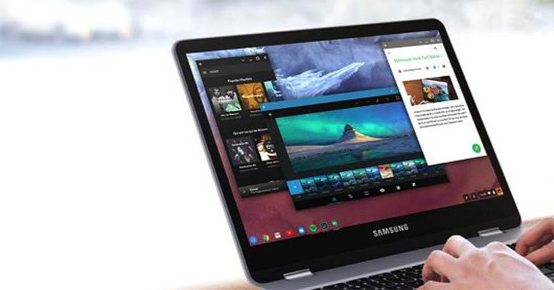 Samsung Bungkam soal Peluncuran Chromebook Pro Stylus