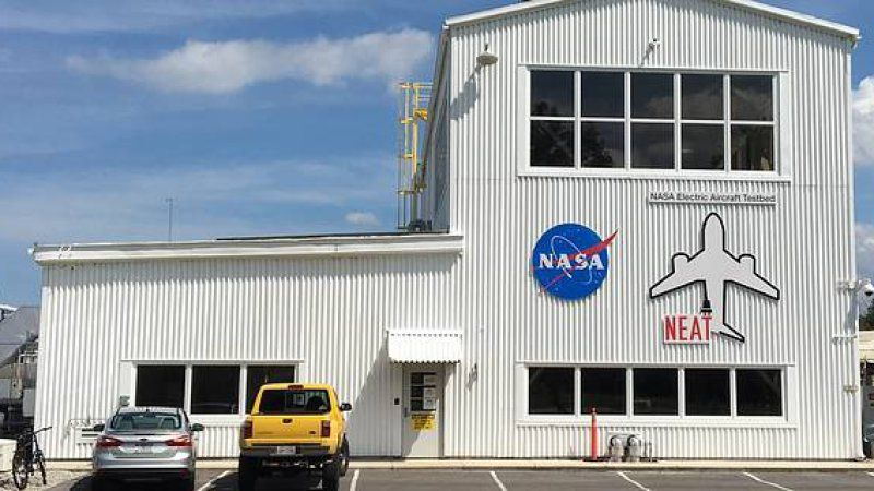 Ilustrasi kantor NASA (Foto: Autoblog)