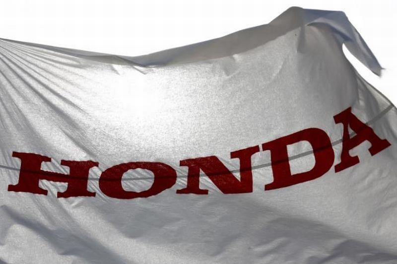 Ilustrasi bendera Honda (foto: Reuters)