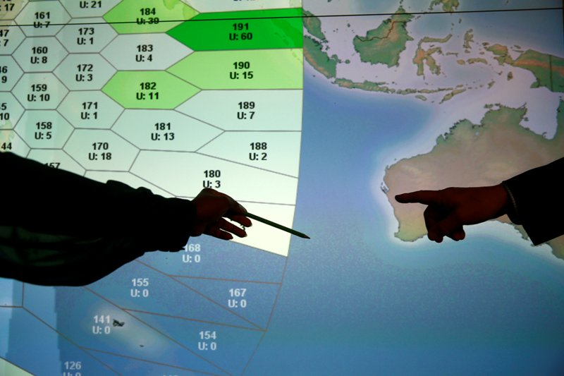 Operasi pencarian terhadap MH370 dihentikan selama dua bulan (Foto: Andrew Winning/Reuters)