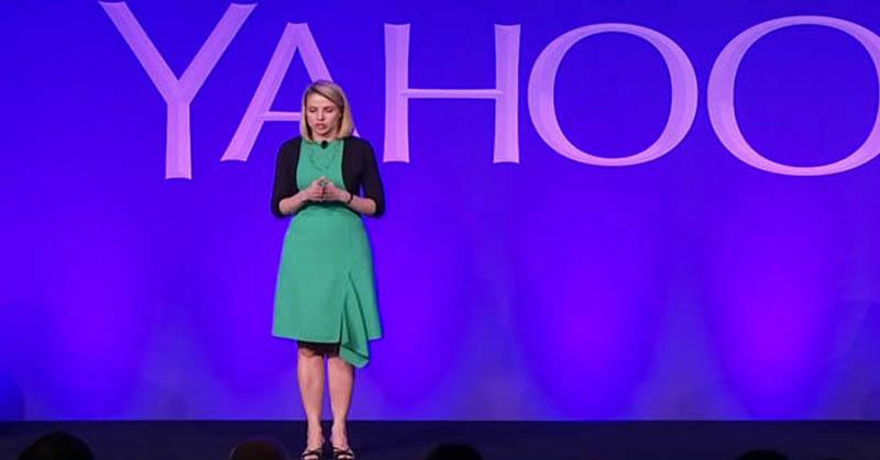 Tanggapan Marissa Mayer soal Alat Mata-Mata Yahoo!